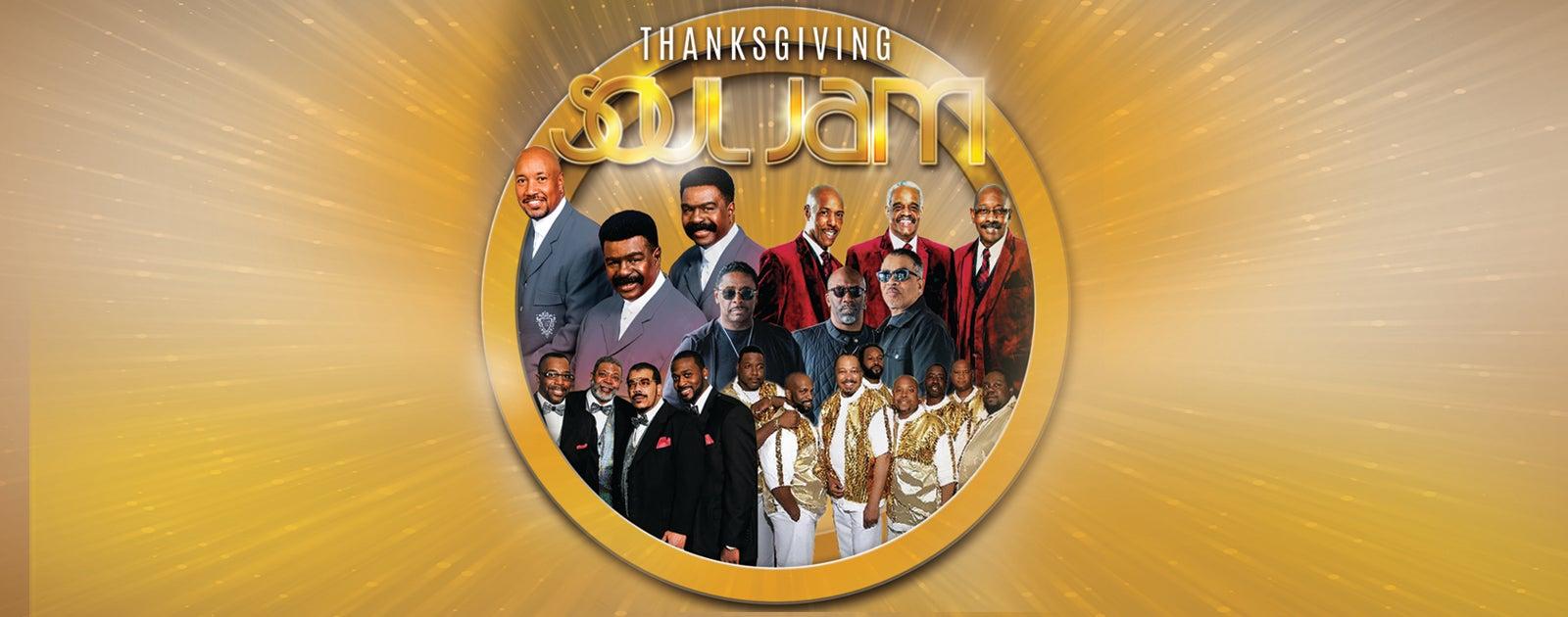 Thanksgiving Soul Jam