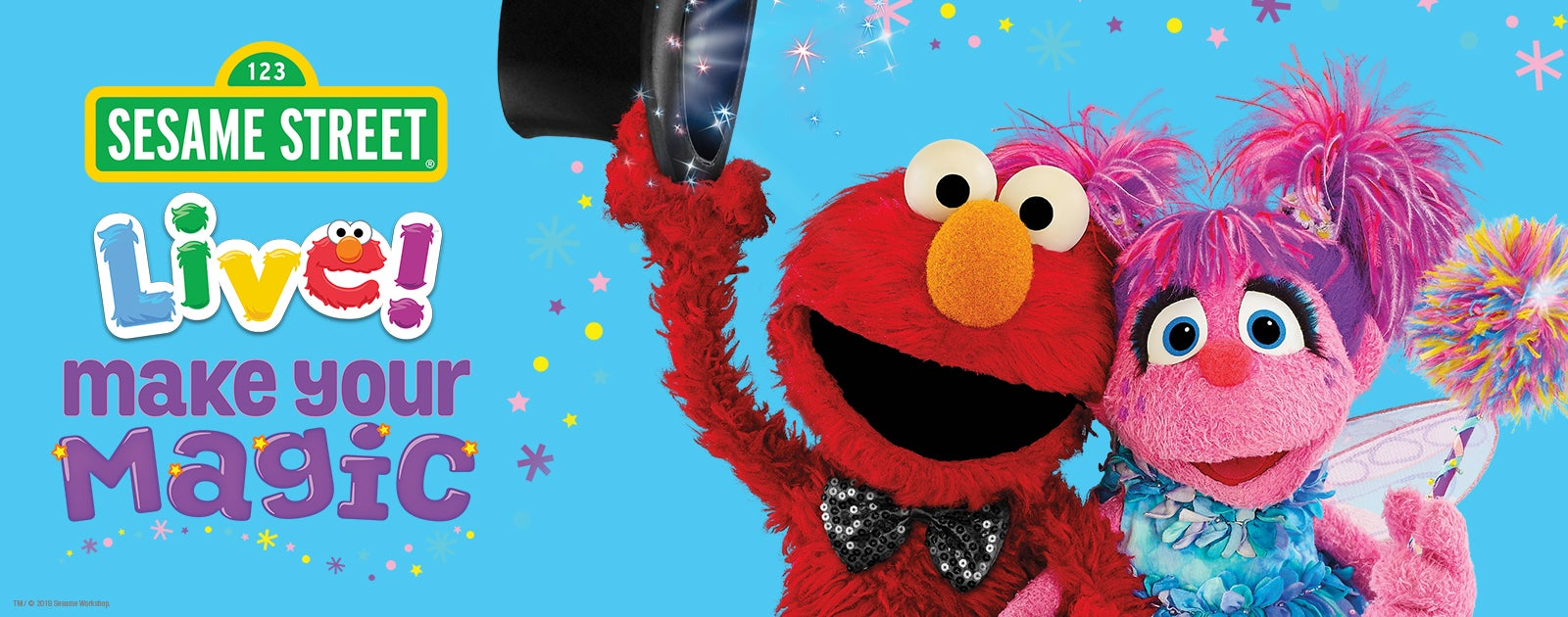 Sesame Street Live! - CANCELED