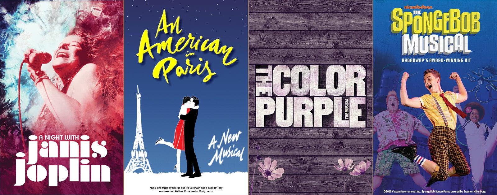 Broadway Series Subscriptions | Stifel Theatre