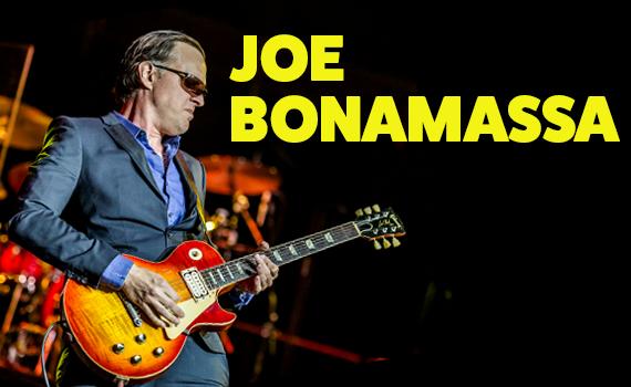 More Info for Joe Bonamassa