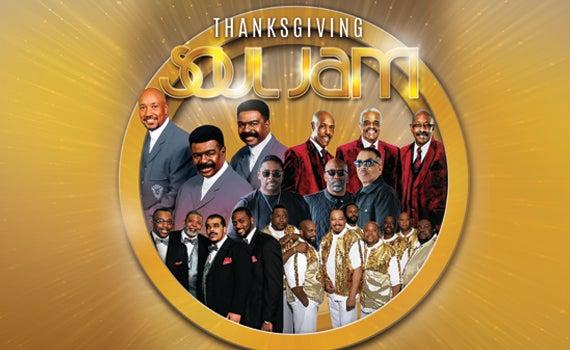 More Info for Thanksgiving Soul Jam