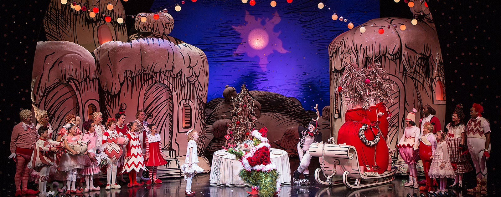 How The Grinch Stole Christmas The Musical 2019 Dr. Seuss' How the Grinch Stole Christmas! The Musical | Stifel