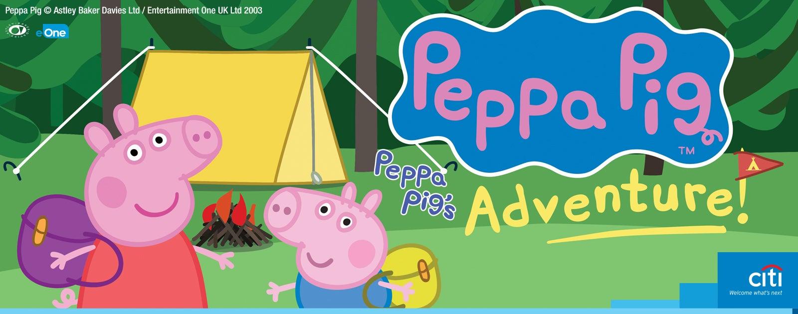 Peppa Pig Live! Peppa Pig's Adventure!