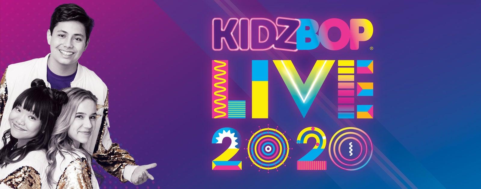 KIDZ BOP Live 2020 Tour - CANCELED