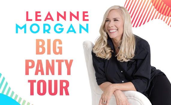 More Info for Leanne Morgan
