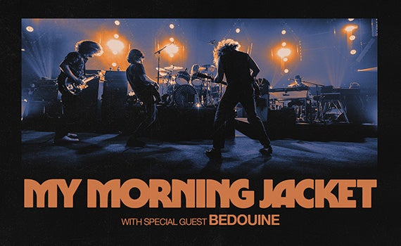 More Info for My Morning Jacket