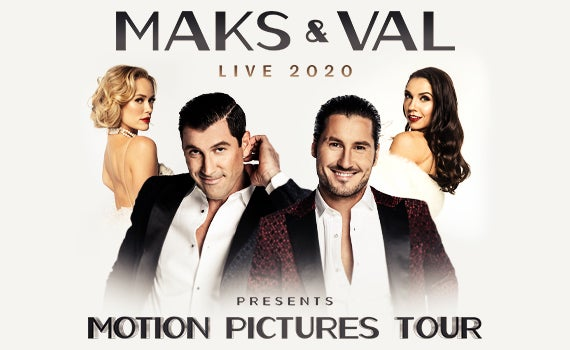 More Info for MAKS & VAL LIVE 2020