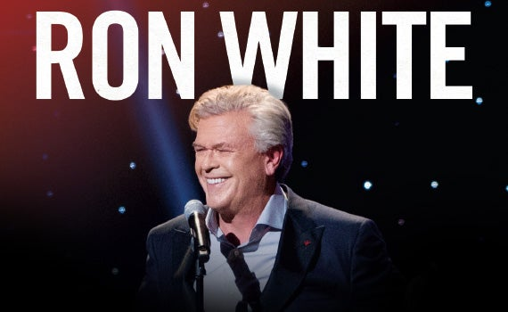 More Info for Ron White - RESCHEDULED