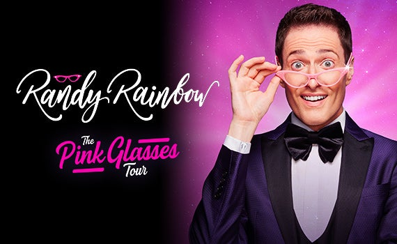 More Info for RESCHEDULED - Randy Rainbow